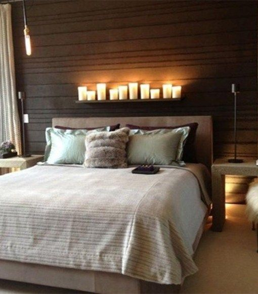 10 Of The Best Romantic Decor Ideas For Your Bedroom: Best 25+ Romantic Bedroom Candles Ideas On Pinterest