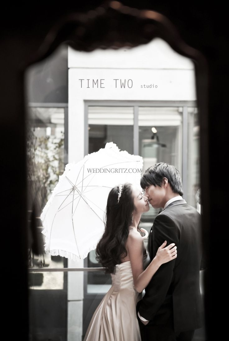 Korea Pre-Wedding Photoshoot - WeddingRitz.com » Time Two Studio Sample - Korea pre-wedding photo shoot