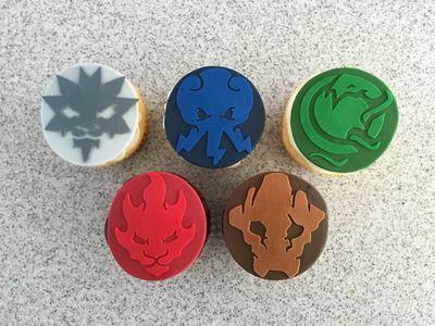 Ninjago Cupcake Toppers (12 ct)