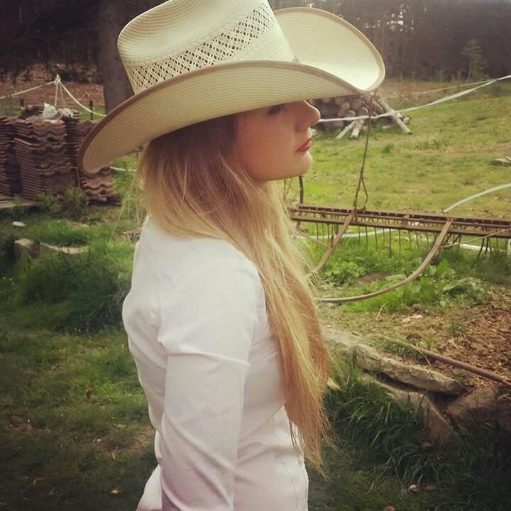 Ma beautiful cowgirl ♥