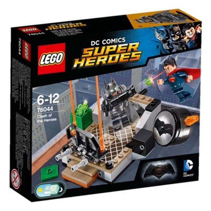 Batman vs Superman 1 LEGO DC Comics Super Heroes 76044