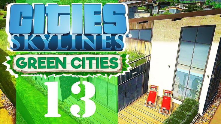 Cities Skylines - Green Cities - Eco Challenge - 13 We are aiming for an Eco Cities so let us call it a challenge so make this cities as clear as possible.  These videos are recorded on twitch so no i am not losing my mind and awsking myself questions.  Want to witness the next stream? be sure to join my on Twitch.  Playlist: https://www.youtube.com/playlist?list=PLCXxN_iFi5vE0sDYp_OZXO6K5puCTaroC   Leave a like and subscribe to show some support!   Discord - http://ift.tt/2Bns9cv  Twitch…