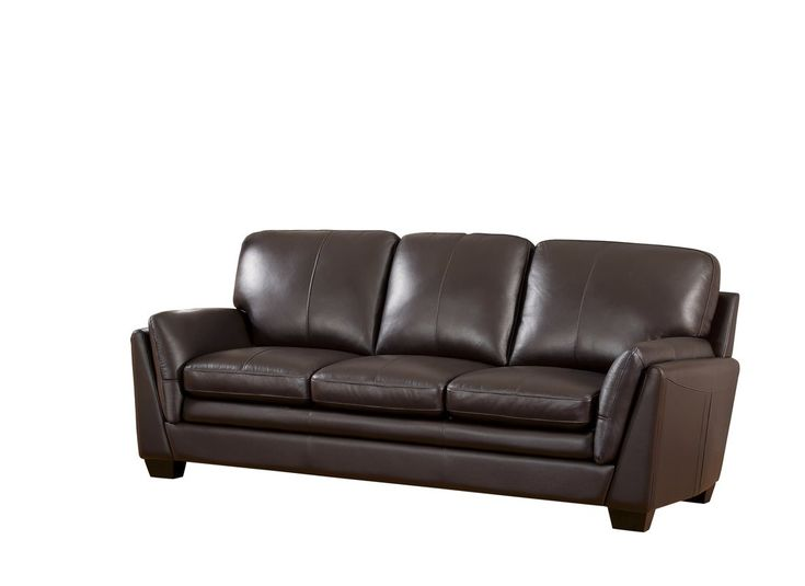 You'll want to buy Whitstran Leather Sofa by Darby Home Co ...