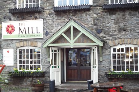 Ulverston, home of the Laurel and Hardy museum, boutique shops and The Mill restaurant with a mill inside. via Life Loving Blog #TimeTraveller