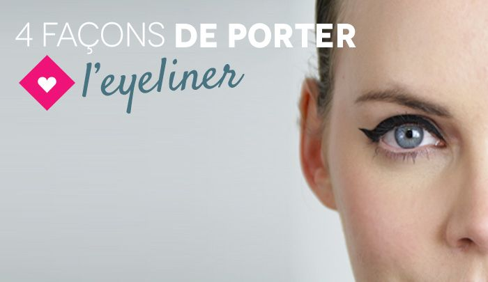 L'eyeliner est le couteau suisse du maquillage des yeux. Avec un seul produit, vous avez la possibilité de vous faire une multitude de looks. En gel,