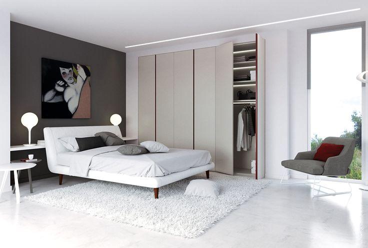 Pochi dettagli possono rendere un'atmosfera di classe e design unici. #LaCasaModerna #Beds #SweetDreams ● lacasamoderna.com