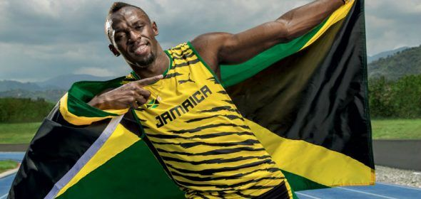 Luxury Watches: Big Bang Unico Sapphire Usain Bolt for Only Watch