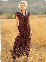 Old fashioned femininity~