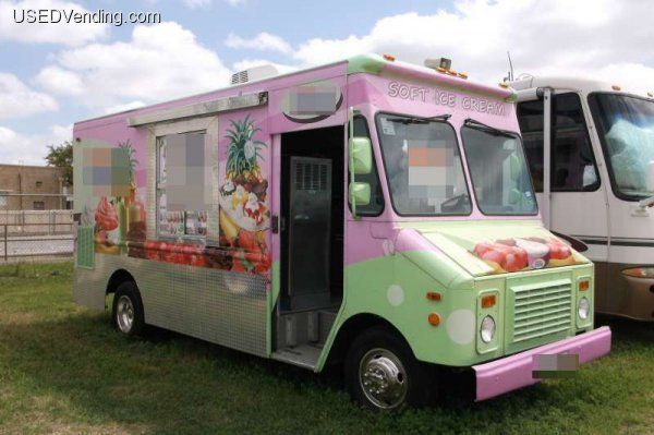 Food Trucks For Sale Odessa Tx