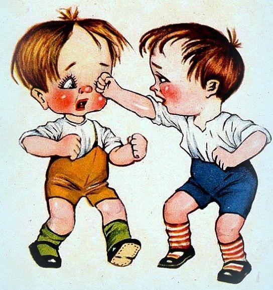 Η επιθετικότητα των παιδιών: Γενικές οδηγίες.