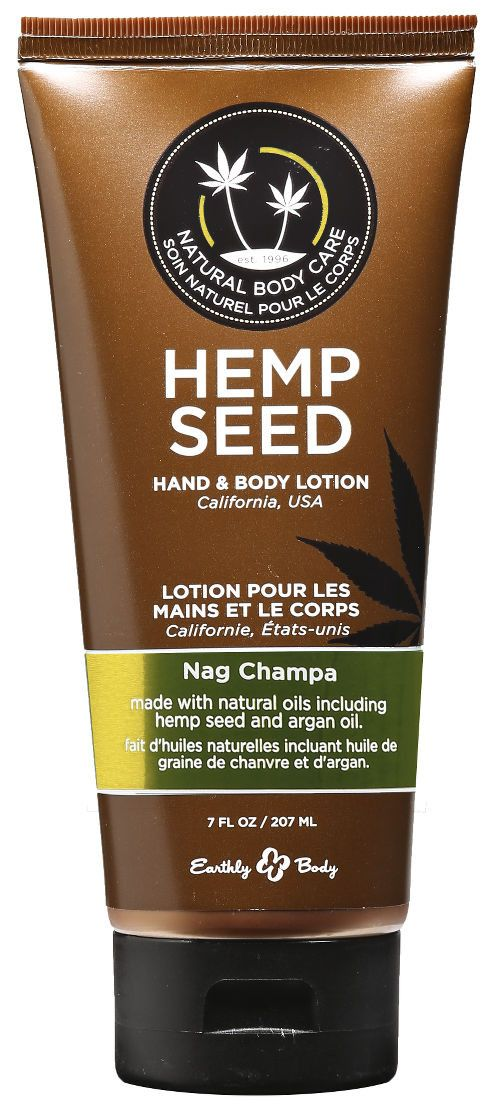 I just bought this. I you love this scent DO IT! Hemp Seed Hand and Body Lotion - Nag Champa