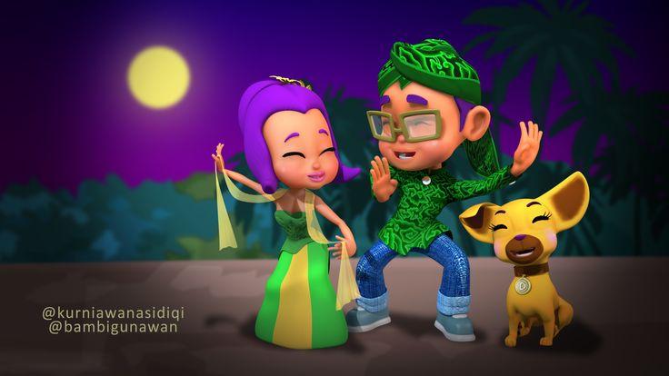 #masbe #masbe3d #nimas_jaipong #nimas #donat_kirik #donatkirik #donat in #3dblender rigging & animate mas @kurniawanasidiqi modeling by me. #nganimasiindonesia #animasi_indonesia #3danimation #karakter_animasi #indonesia_animation