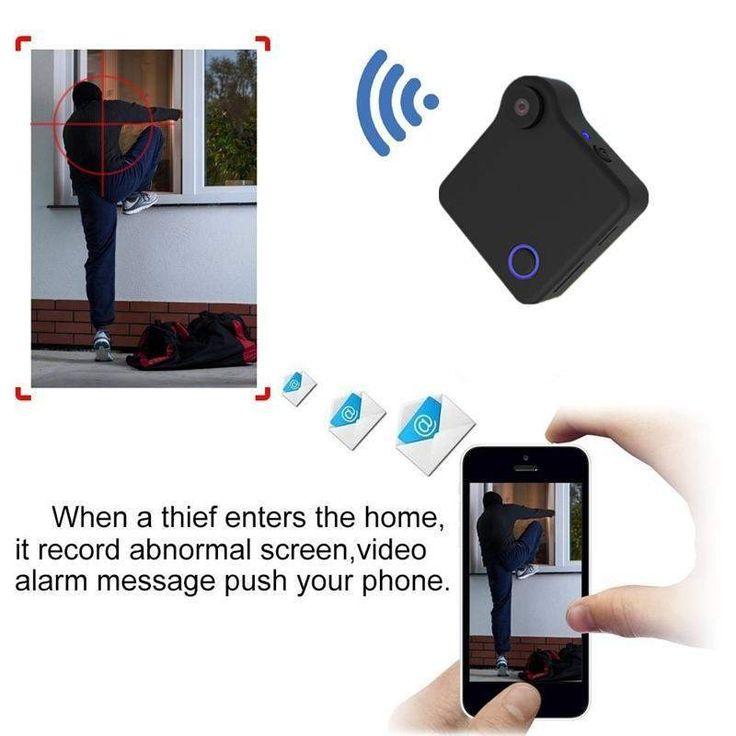 Mini Wireless IP Camera - Ime2s