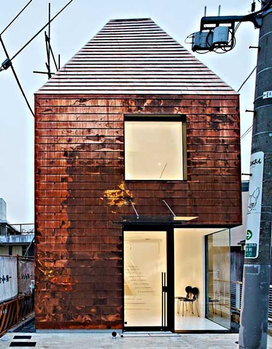 copper  architecture