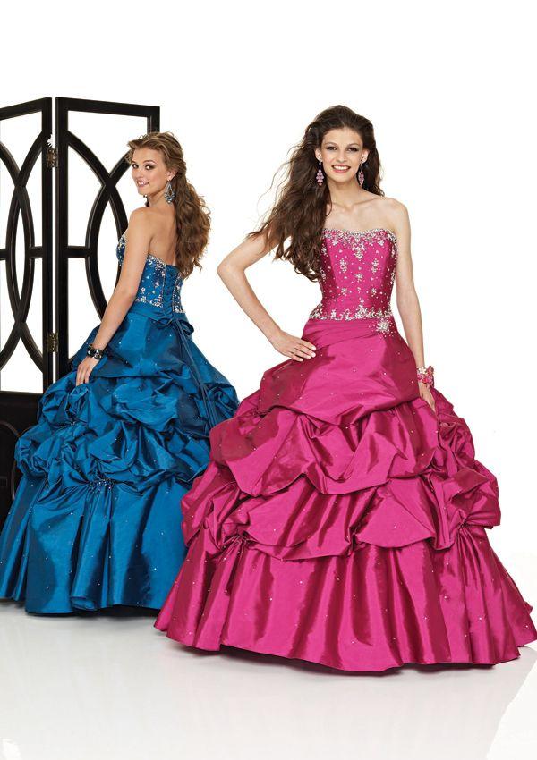 Teen Ball Gown 48