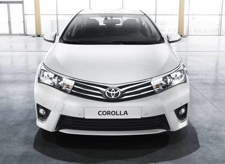 2014 All New Toyota Altis HD Wallpaper