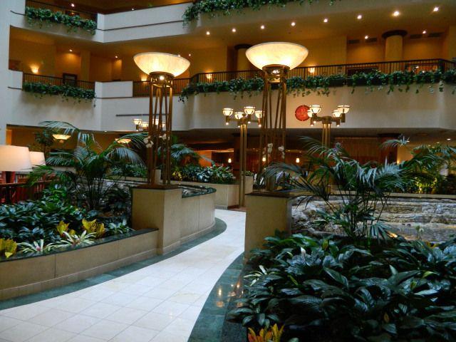 renaissance oklahoma city convention center hotel | amanda jayne events blog