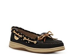 Sperry Top-Sider Angelfish Polka Dots Boat Shoe