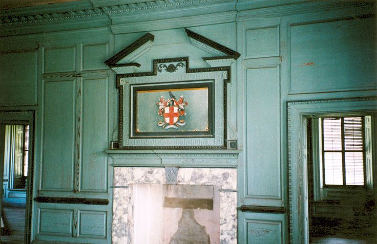 Colonial Federal Georgian Classical Architecture Interiors   Pinterest ...