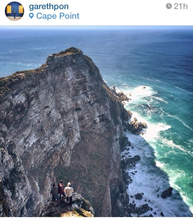 Beautiful views at Cape Point #Instameet