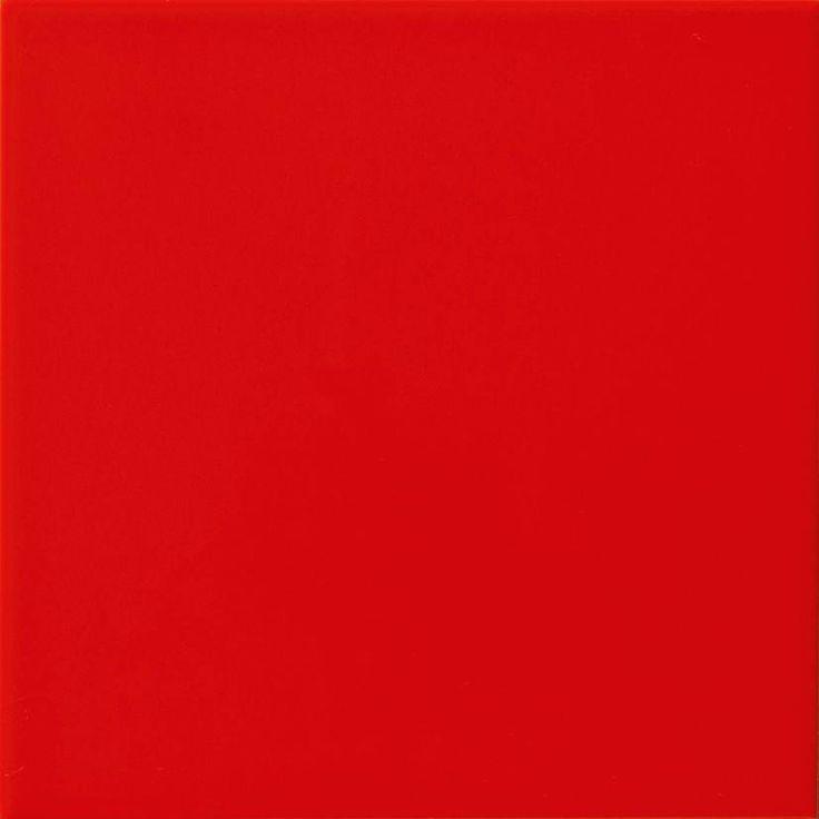 #Aparici #Modern Art Red 20x20 cm | #Gres #tinta unita #20x20 | su #casaebagno.it a 53 Euro/mq | #piastrelle #ceramica #pavimento #rivestimento #bagno #cucina #esterno