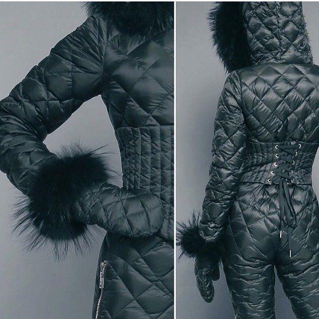 Шикарный комбинезон с корсетом подчеркнет вашу фигуру!#fashionstudio#пуховикиотнауми#naumi#премиумкачество