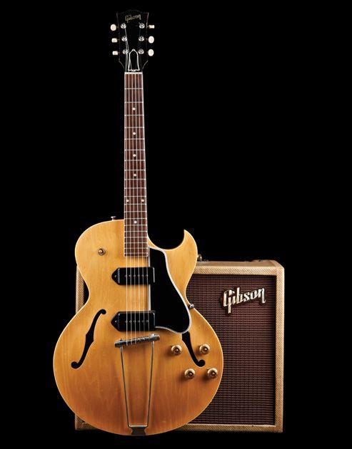 Vintage Vault: 1959 Gibson ES-225 TDN | Music Gear Fast