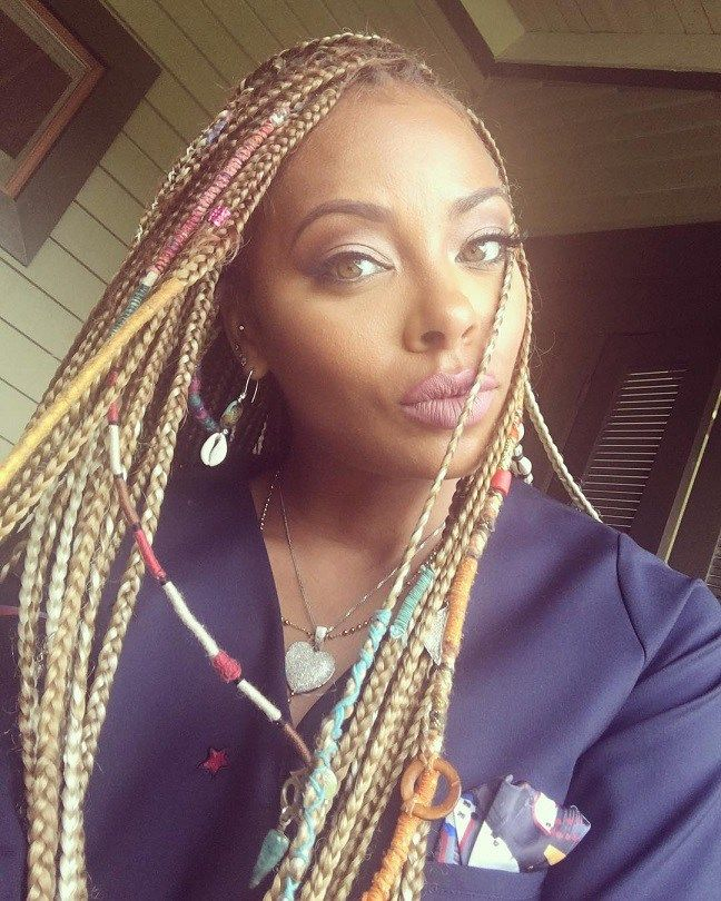 Eva Marcille Joining Real Housewives Of Atlanta Box
