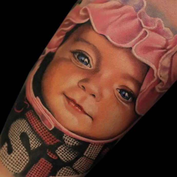 Tattoo Ideas New Baby: 17 Best Images About Baby Tattoos On Pinterest