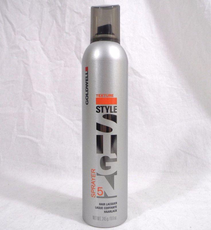 Goldwell Texture Sprayer Hair Lacquer 8.6 Oz