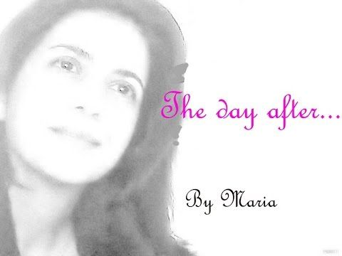 The day after..... - Yiruma - Piano Cover by Maria