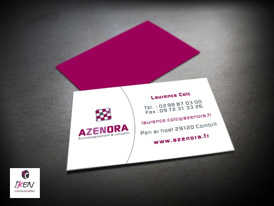 AZENORA by IKEN Communication