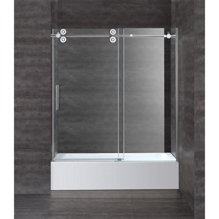 Best 25 Bathtub Doors Ideas On Pinterest Bathtub Shower