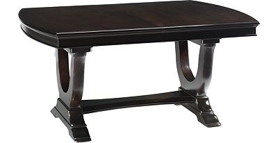 Copley Square Trestle Table At Haverty S 1100 64w X 44d X