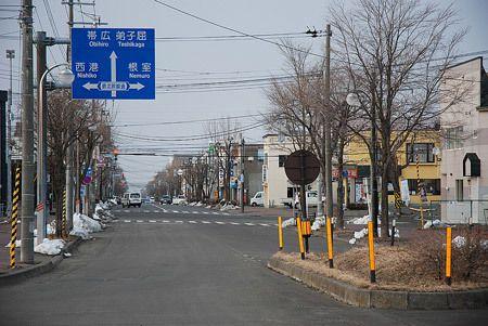 どの地名にも、惹かれるものがある。旅の途中で、その先の道程に夢を見る一瞬。2017/3 釧路駅前(北海道)© 2010 風旅記(M.M.) *許可なく転載はできません...