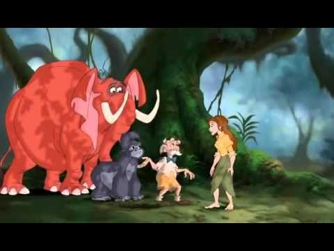 Walt Disney Full Movies Tarzan & Jane English Full HD Movie 2013