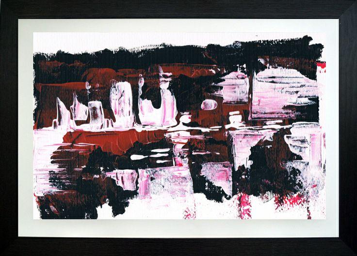 Malarstwo abstrakcyjne. Abstrakcja akrylowa - tak naprawdę do wspólna praca z moim mężem :-) #obrazy_abstrakcyjne #malarstwo_abstrakcyjne #abstrakcja #sztuka_abstrakcyjna