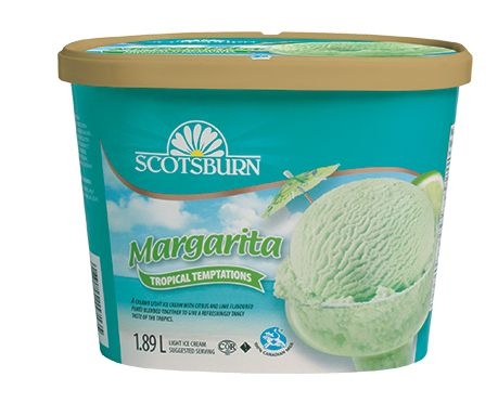 #scotsburn #icecream #tropical #margarita