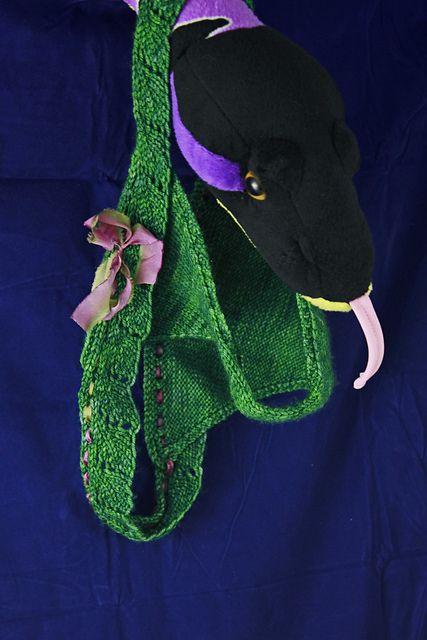 Ravelry: Eve's Leaves pattern by Allison Janocha