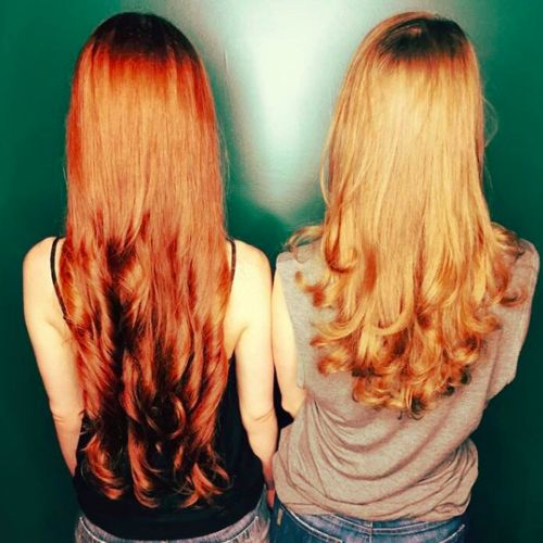 Redheads are rare, extraordinary & unique! November 5th: National Love Your Red Hair Day