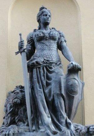 Blenda - Viking Woman Blenda is the heroine of a Swedish legend (Blendasägnen)…                                                                                                                                                                                 More