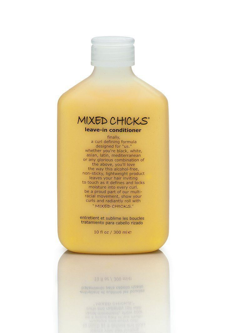MIXED CHICKS FRIZZ CONTROL LEAVE-IN-CONDITIONER 300ml: Amazon.co.uk: Beauty