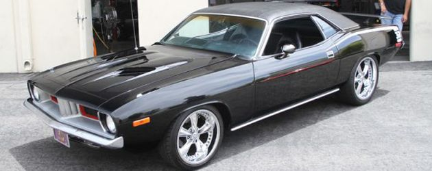 1973 Plymouth Cuda | AmcarGuide.com - American muscle car guide