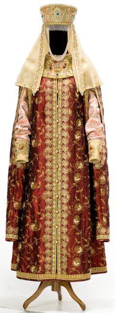 Русский княжеский костюм. Мария Усова. 002а.jpg