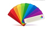 De kleur van conversie op websites