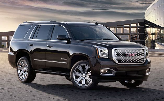 GMC's Denali offerings are going great guns