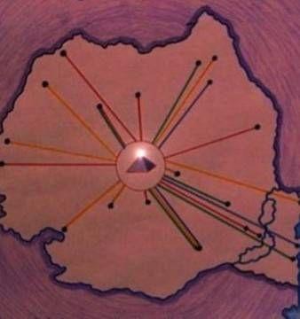 ROMANIA este tara cu cele mai multe PUNCTE ENERGETICE de pe Pamant! Vezi unde se afla si cine are acces la ele!
