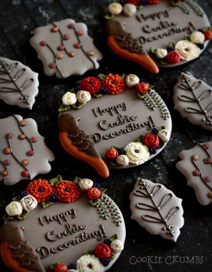 ~Cookie Crumbs~クッキー・クラムズのアイシングクッキー -8ページ目