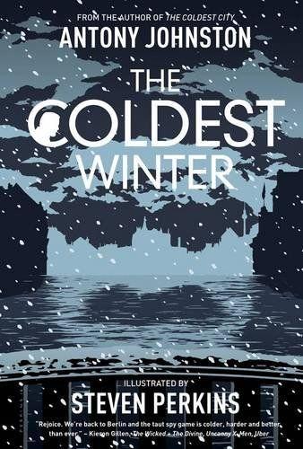 The Coldest Winter  Oni Press