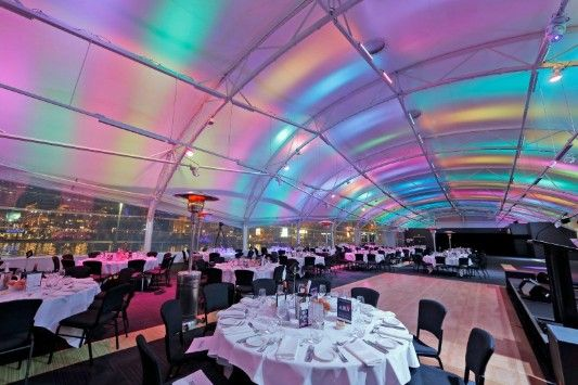 Dockside Pavilion is an excellent place for gala dinners, business events and private parties in the heart of Sydney Harbour. www.eventbirdie.com/Venue/Dockside-Pavilion
